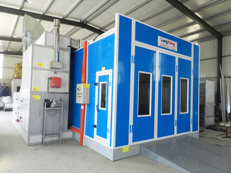Car spray booth LY-8700 detail pictures
