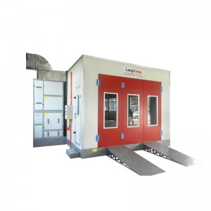 Competitive Price for China Supplier Spray Booth -