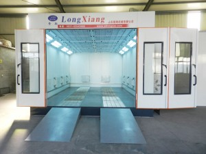 Car spray booth LX-E1