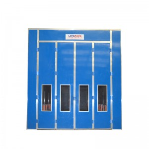 Super Purchasing for Spray Paint Booth For Sale -