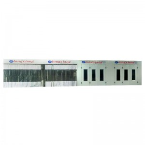 China New Product Spray Booth Filters - Automotive Spray Booth LXE2 – Longxiang Machinery