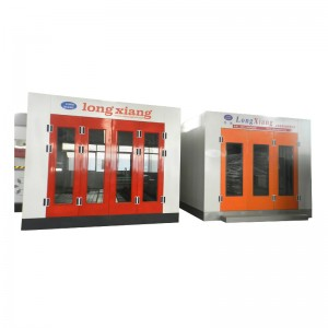 Top Quality Mobile Inflatable Auto Furniture Paint Booth - Automotive Spray Booth LX2S – Longxiang Machinery